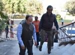 Shri Manish Desai, DG, FD welcoming Guest of Honor Shri Mike Pandey