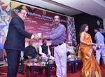 Shir Anil Kumar Felicitates Shri K.R.Dixit
