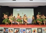 Gondia Dance performed by the RCERT Troup during the Chanda International Documentary Film Festival.